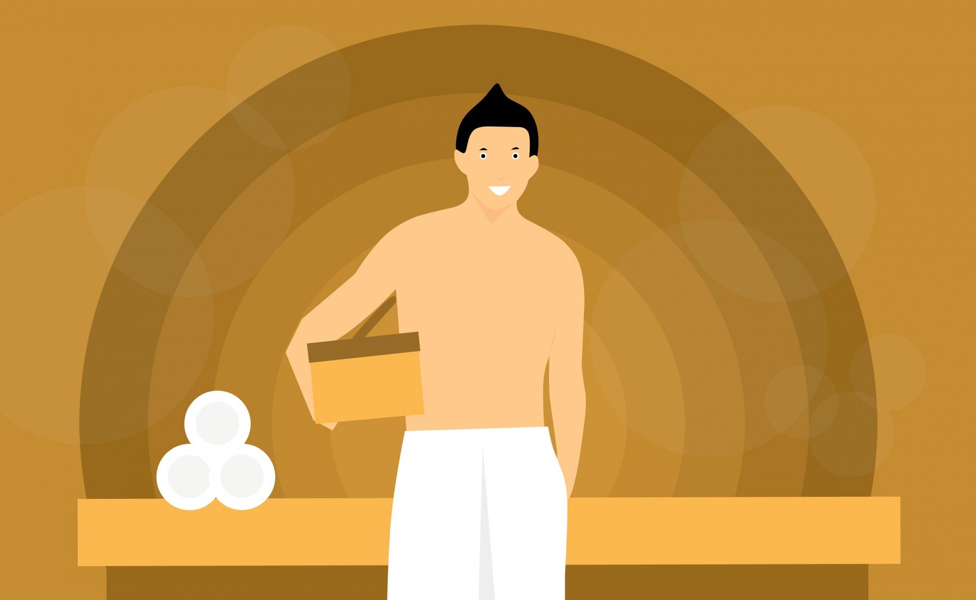 Баня — способ укрепления здоровья